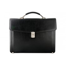 Broad St. Flapover Briefcase